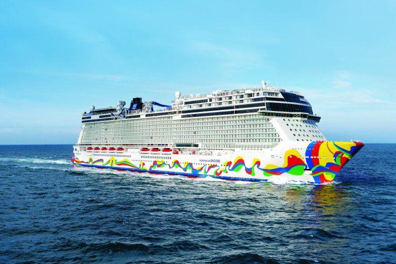 Norwegian Encore Cruise Ship Review Cruise Ship Reviews Biggest
