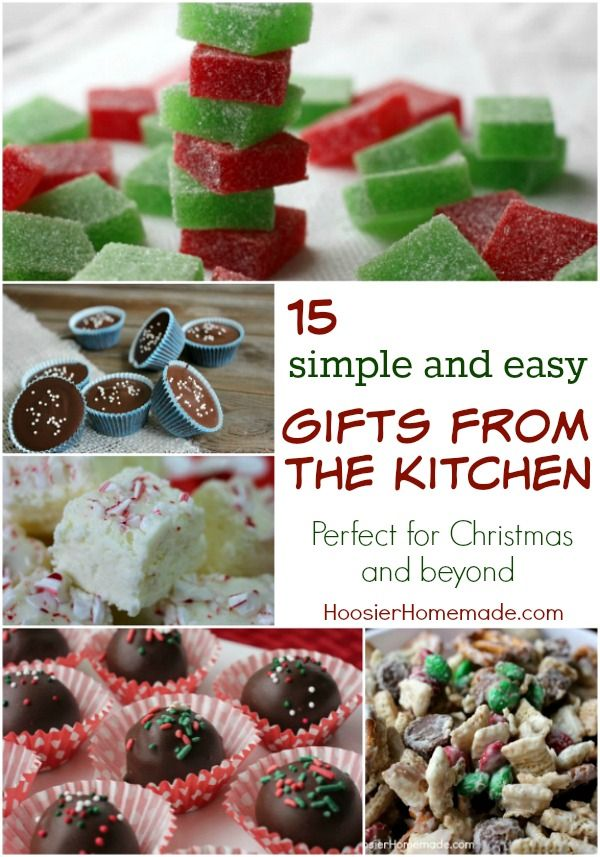 Holiday Gift Ideas That You Can Create In Your Own Kitchen