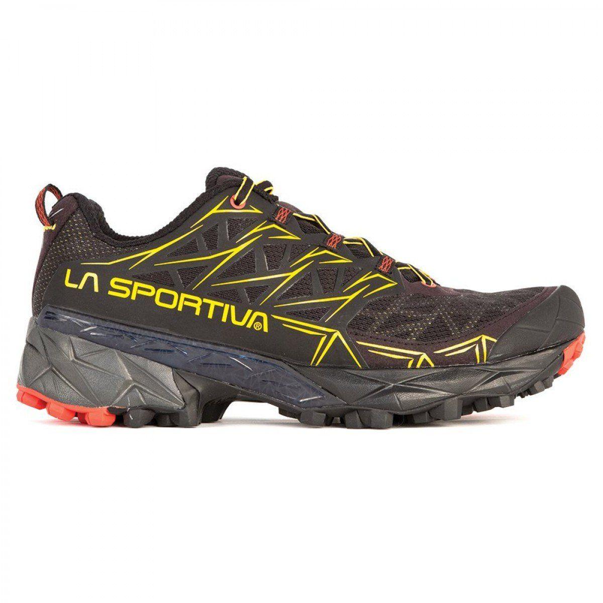 La Sportiva Akyra Trail Running Laufschuhe grau