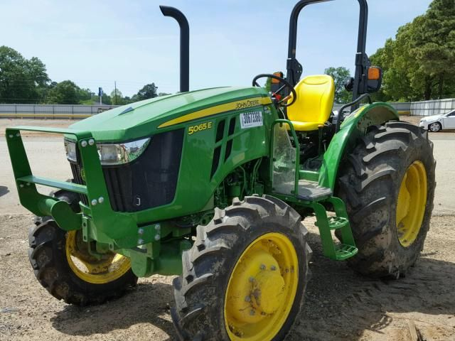 2018 John Deere 5065e John deere 5065e, Heavy equipment and Vehicle - Equipment Bill Of Sale