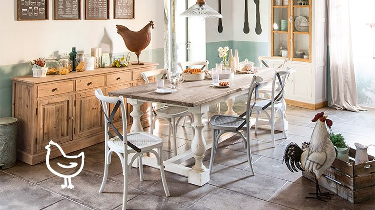 Country House Style Furniture U0026 Home Accessories| Maisons Du Monde