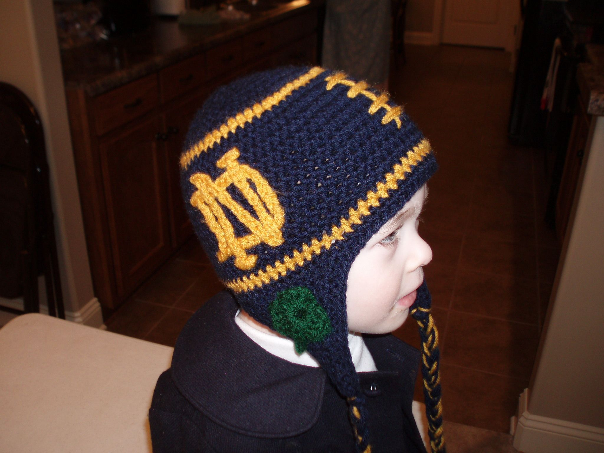 Notre Dame hat | Things I've made | Notre dame hat, Hats ...