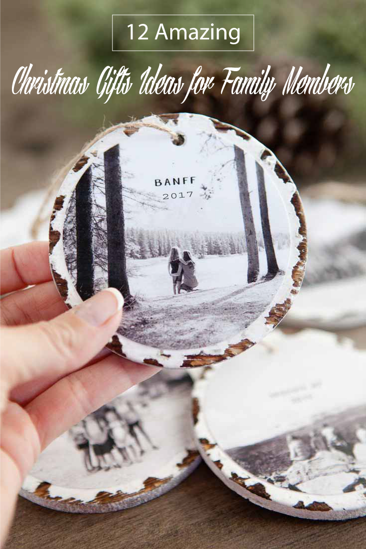 12 Amazing Christmas Gifts Ideas for Family Members | Pinterest ...