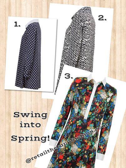 Swing into Spring @ retailtherapyfashion.com