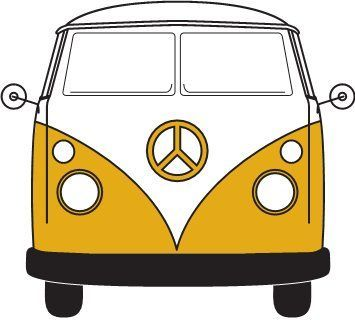 baby vw volkswagen bus and beetle nursery mobile best gift ever rh pinterest com vw bus clipart free VW Bus Outline