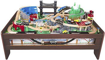 Imaginarium Metro Line Train Table Toys R Us Toys R Us Train Table Wooden Train Table Model Train Table