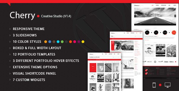This Deals Cherry Portfolio WordPress Themeyou will get best price offer lowest prices or diccount coupone
