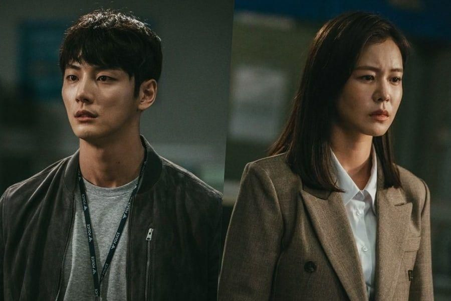 "Yoon Shi Yoon And Kyung Soo Jin Describe What It's Like On Set Of New Sci-Fi Thriller Drama ""Train"""