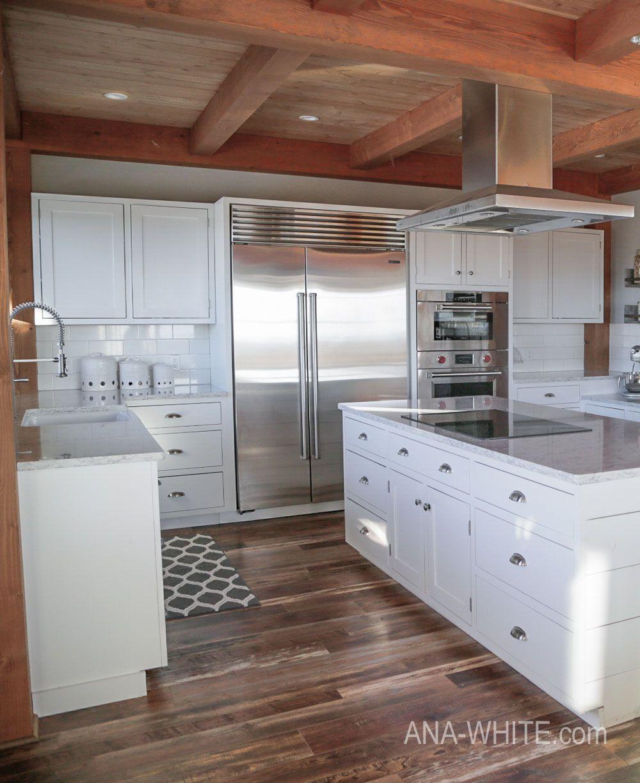 Best Modern Farmhouse Kitchen Almost Done Ana White 400 x 300