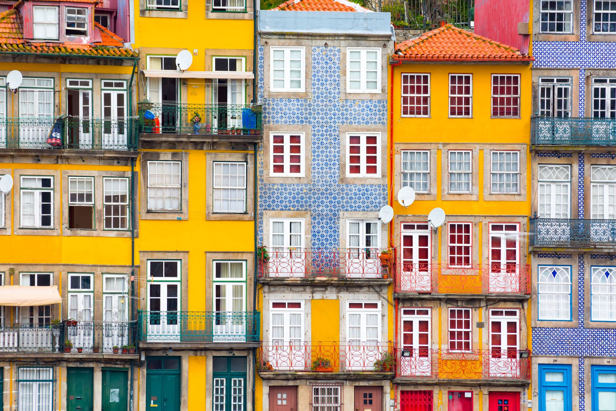 Porto, a colorfull destination - Copyright Zhukova Valentyna