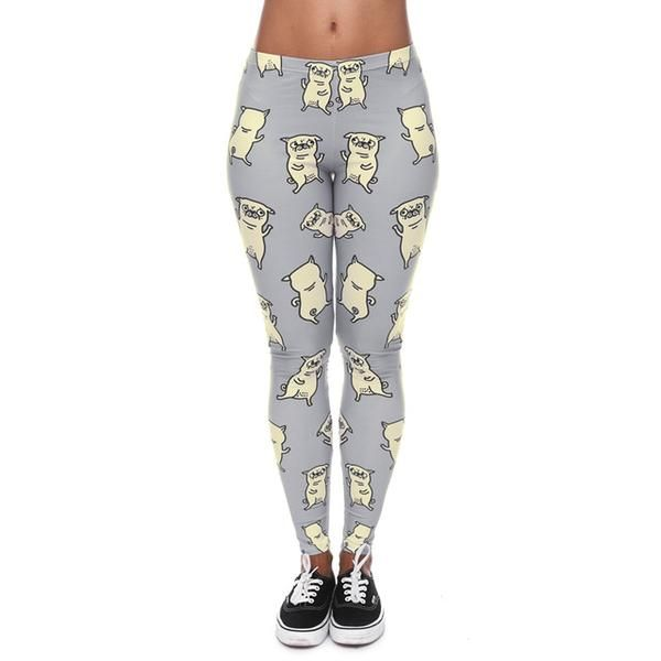 Egyptian Cat Fashion Slim Fit Legging Egyptian Cats Egyptian And