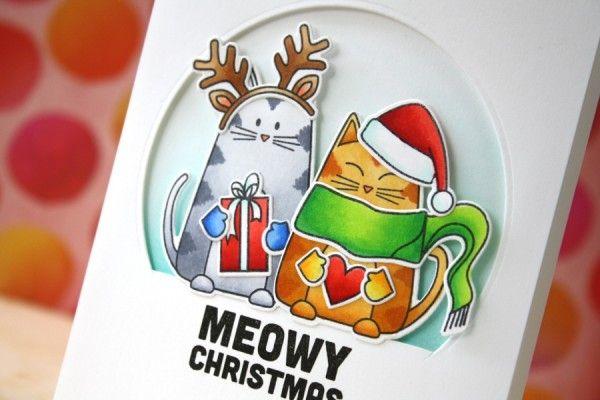 Meowy Christmas to you!!