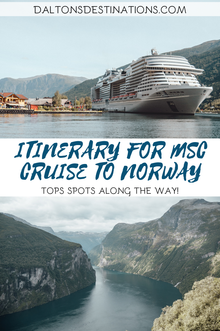 Perfect Cruise Itinerary For Norway In 2020 Europe Travel Scandinavia Travel Europe Travel Destinations