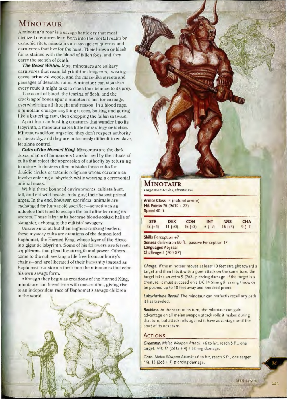 D D 5e Monster Manual Dungeons And Dragons 5 Monster Creatures