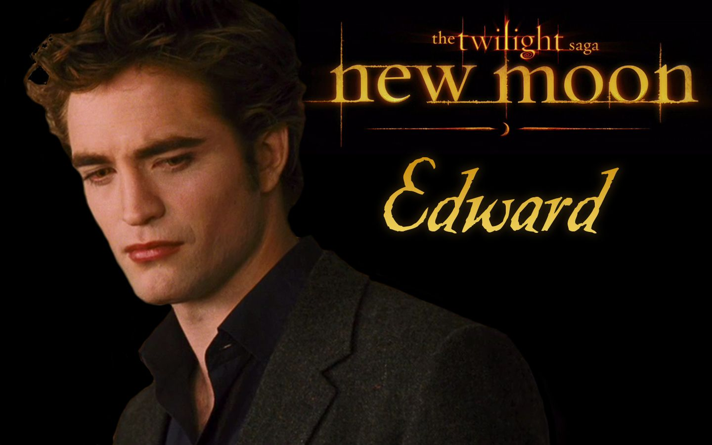 Get Free Twilight Saga – New Moon PowerPoint Backgrounds/Templates ...
