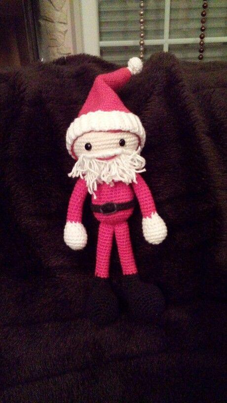 """Häkeln-Crochet """"Weihnachtsmann"""""""