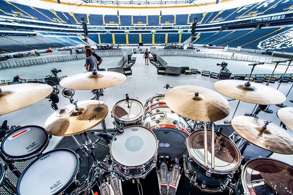 The Engine Room Drums Drummer Drum Set