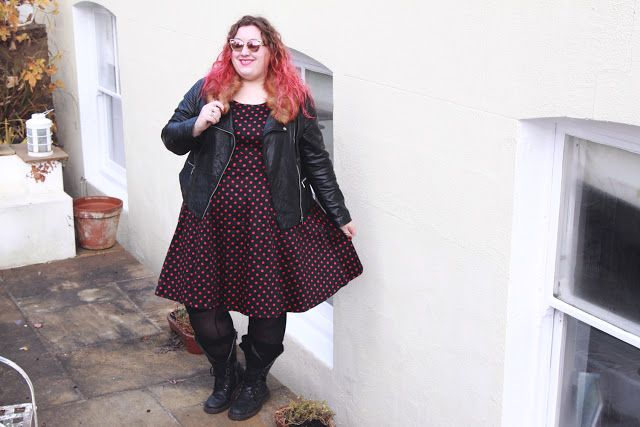 Kitty Rambles A Lot: A Winter Party Outfit with Lady V London*