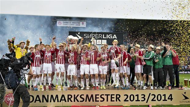Danmarksmester 2013/2014