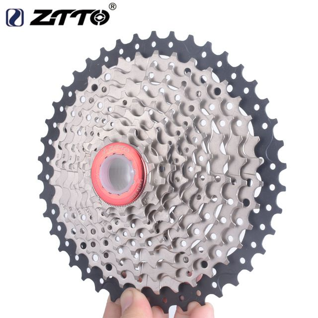 Ztto 11 42 T 10 Velocidad 10 S Amplia Relación De Mtb Mountain Bike Bicicleta Cassette Piñones Para Shimano M590 M60 Mtb Bike Mountain Bicycle Bike Mtb Bicycle