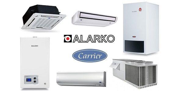 Alarko Carrier Servis