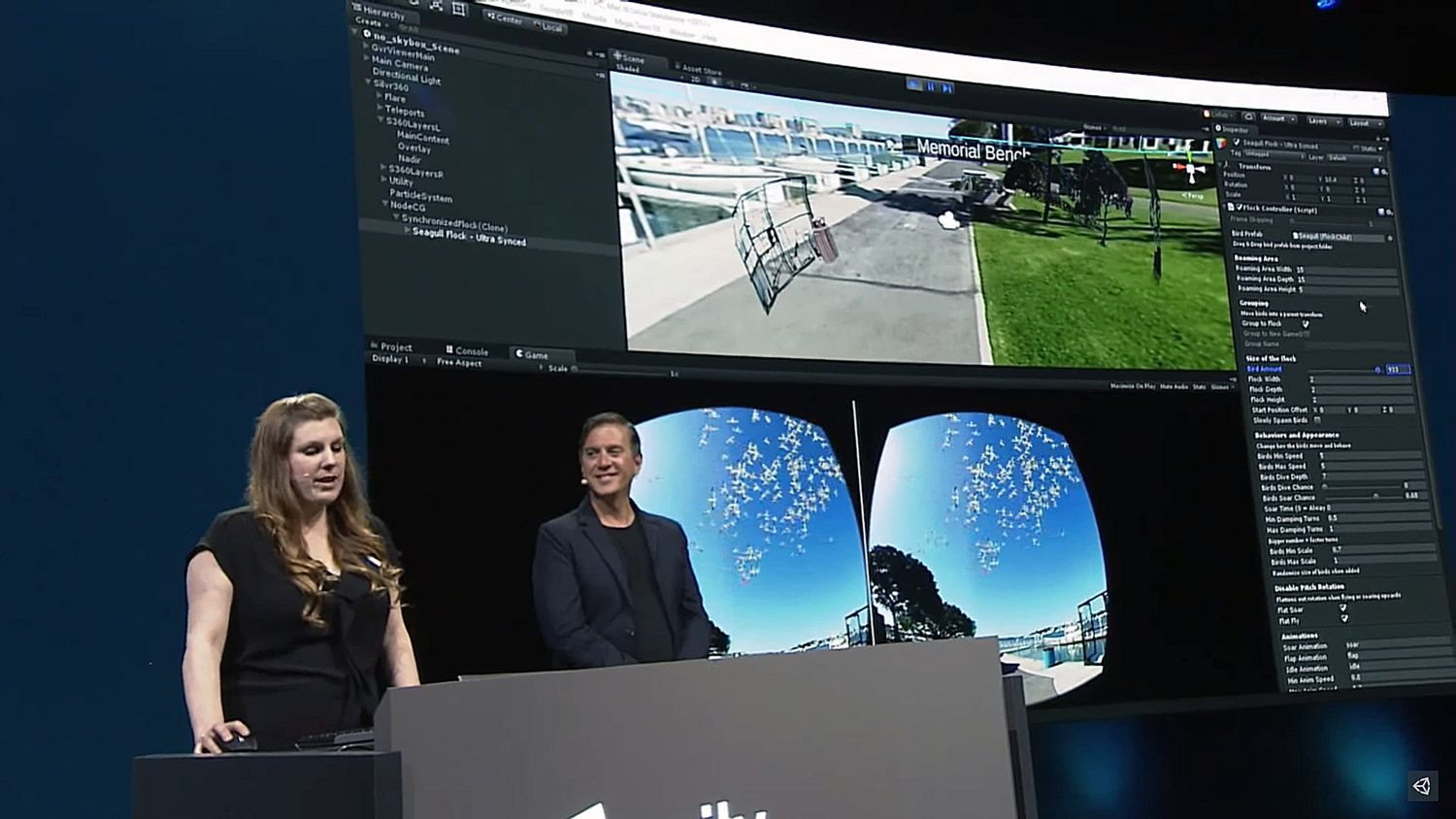 Watch New Unity Tools Bring Interactivity And Real Time Cgi To