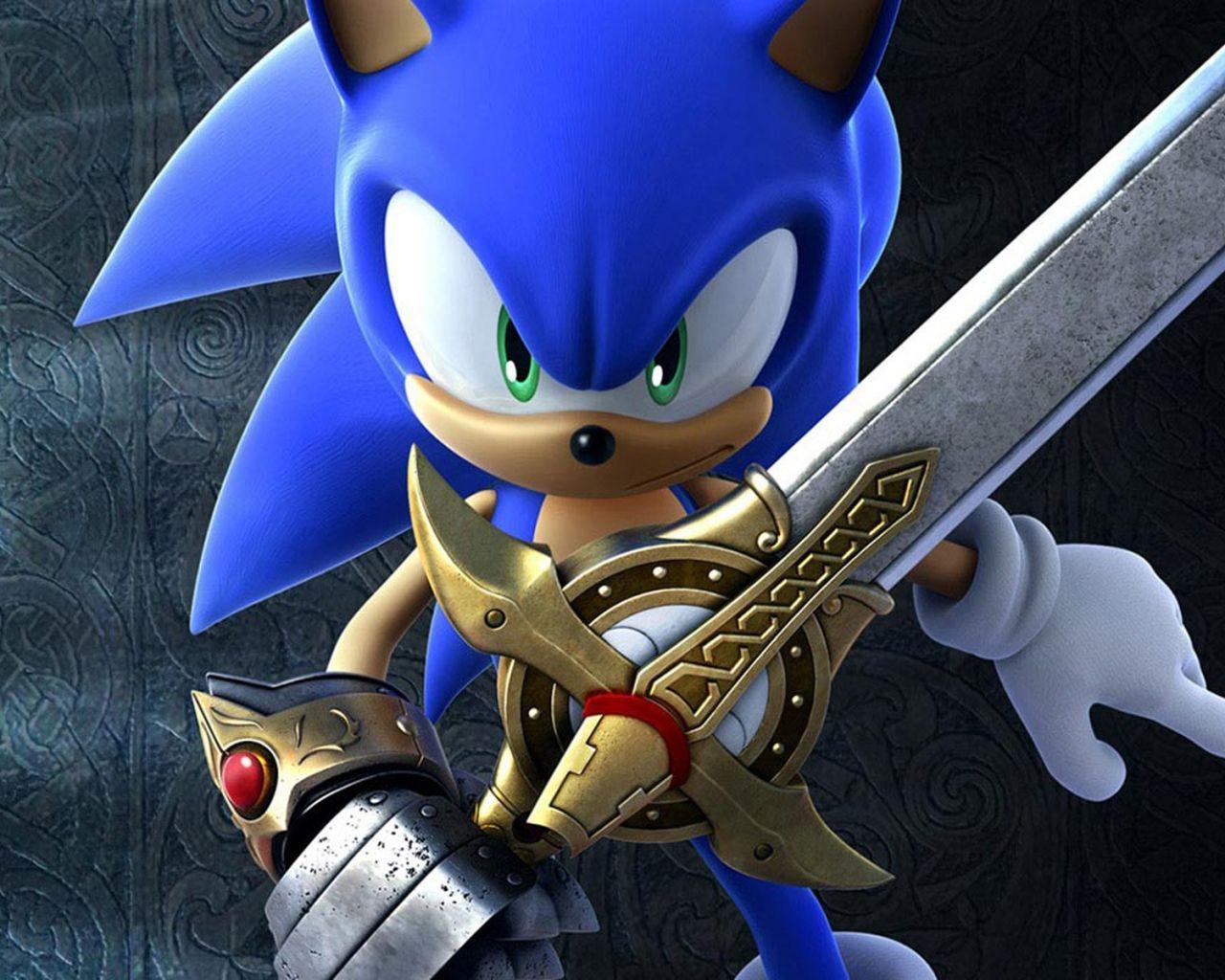 Pin En Sonic