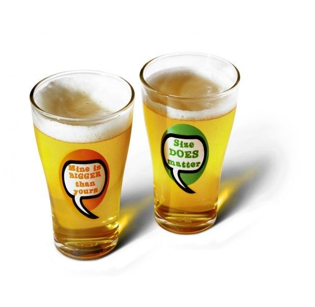English Beer Glass - for laughing english, talking english.   Click on the image to buy.