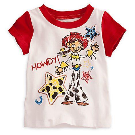 Disney Baby Girls Toy Story Sleepsuit Jessie