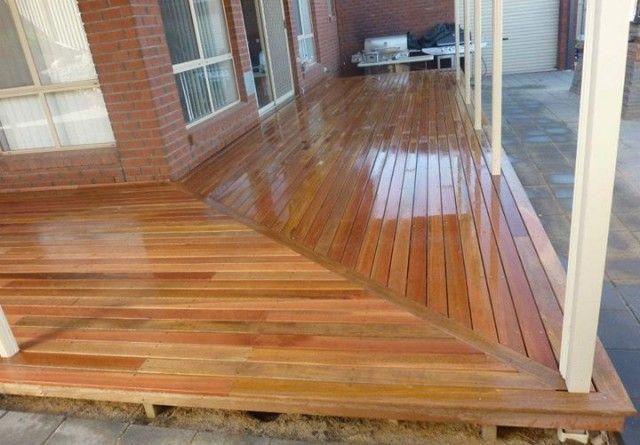 Adelaide Carpenters Kapur Decking 59 Outdoor Entertaining Area Deck Seaford