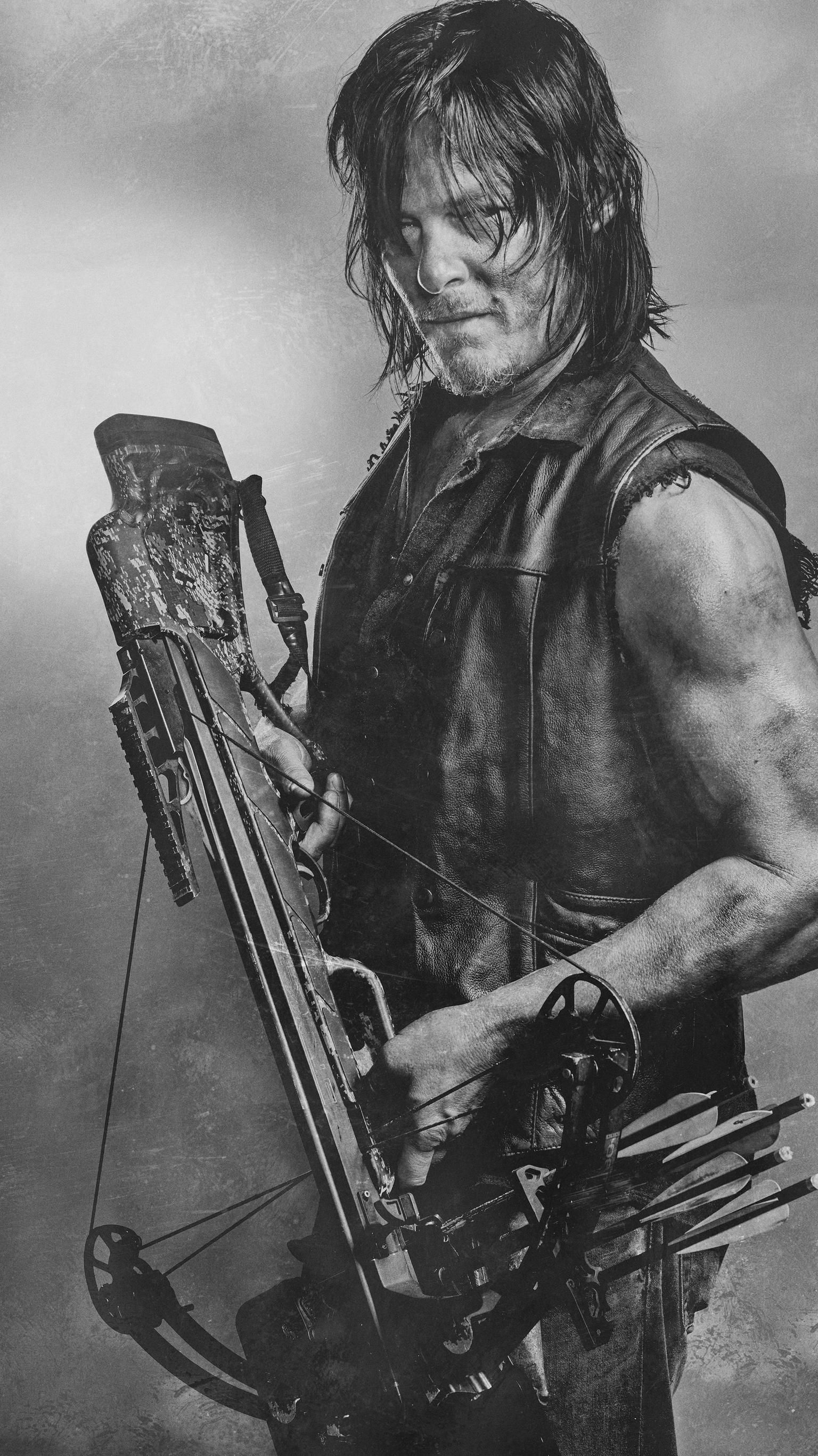 The Walking Dead Phone Wallpaper Walking Dead Wallpaper Daryl