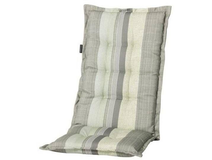 Hochlehner Auflage Bonna 123 X 50 Cm Grau Baumwolle Blanket