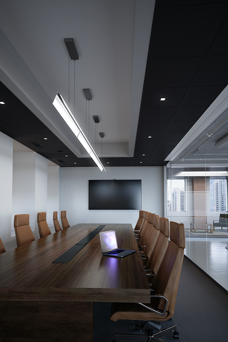 The Span Linear By Tech Lighting Is An Ultra Thin Architectural
