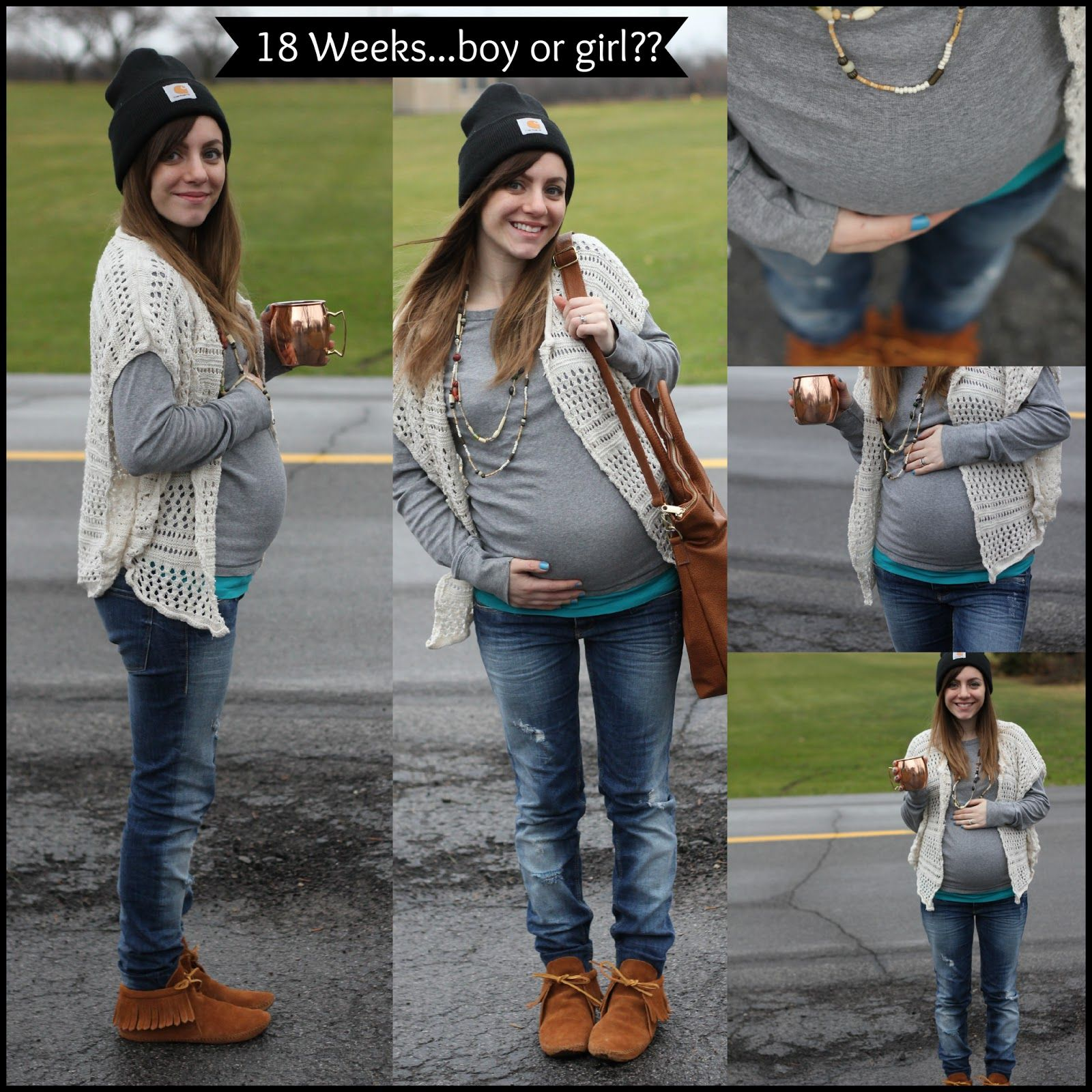 18 Weeks pregnant, dressing for second trimester, pregnancy style,  maternity fashion, stylish