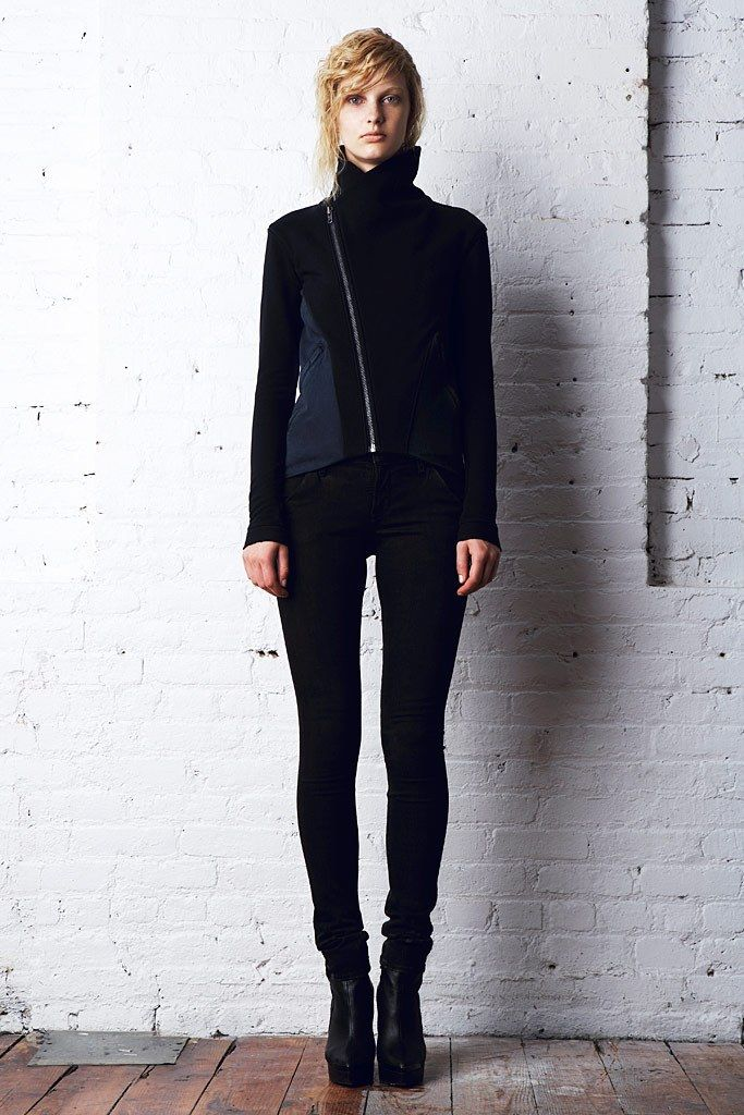 Helmut Lang Resort 2011 Collection Photos - Vogue