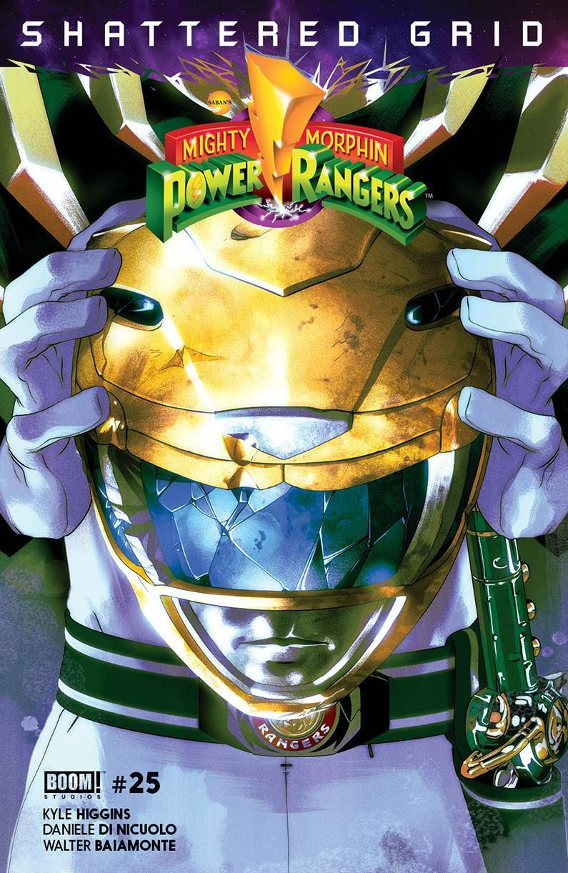 Here S A Preview Of The Upcoming Power Rangers Shattered Grid