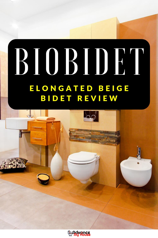 Biobidet Bliss Bb2000 Elongated Beige Bidet Review Bidet Toilet Seat Modern Bathroom Decor