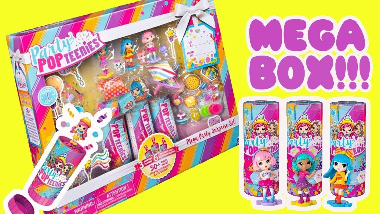 Pin On Party Popteenies