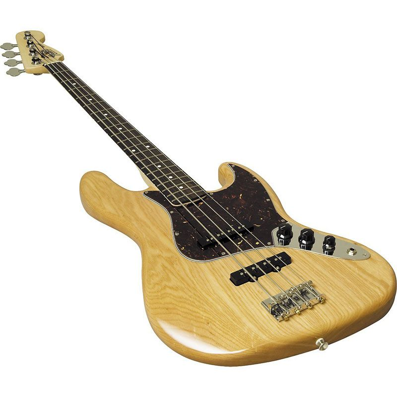 """The """"Best Budget Electric Bass Guitar"""" is the Fender FSR Standard J Bass, by the reviewers at MSCGR.com"""