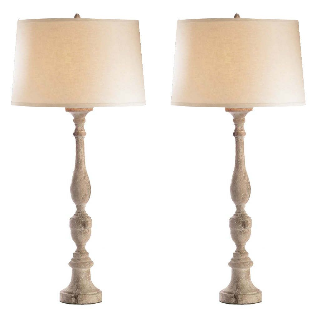 Tall Table Lamps Perfect For A Sofa Living Room
