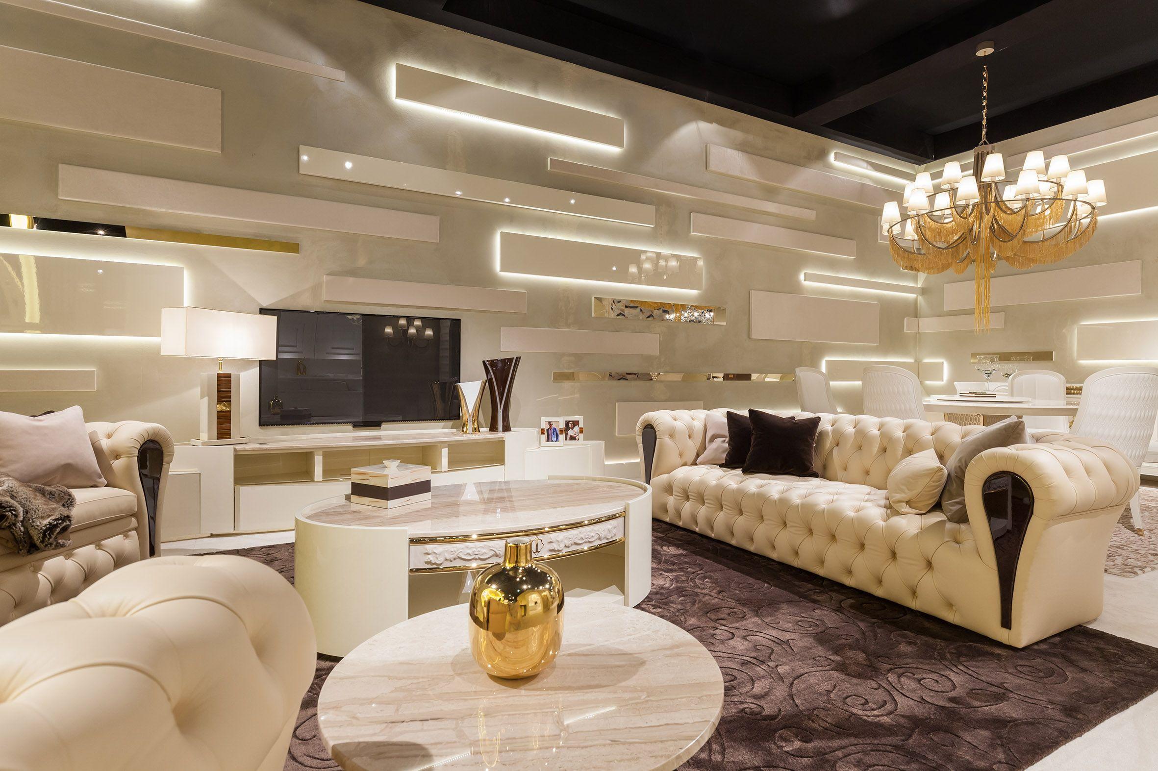 Italian Luxury Furniture Salone Internazionale del