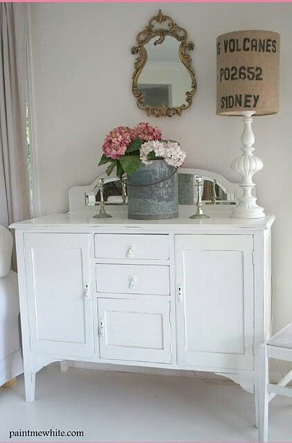 Love this Brocante cupboard ♡