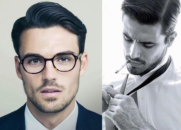 Classy Side Part Professional Cut For Men Latest Hair