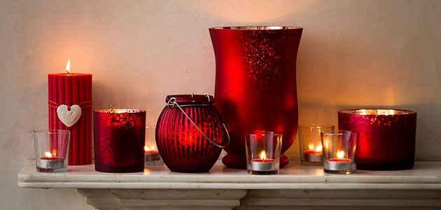 Red Candles Galore And Brown Living Room Lightandwiregallery Com
