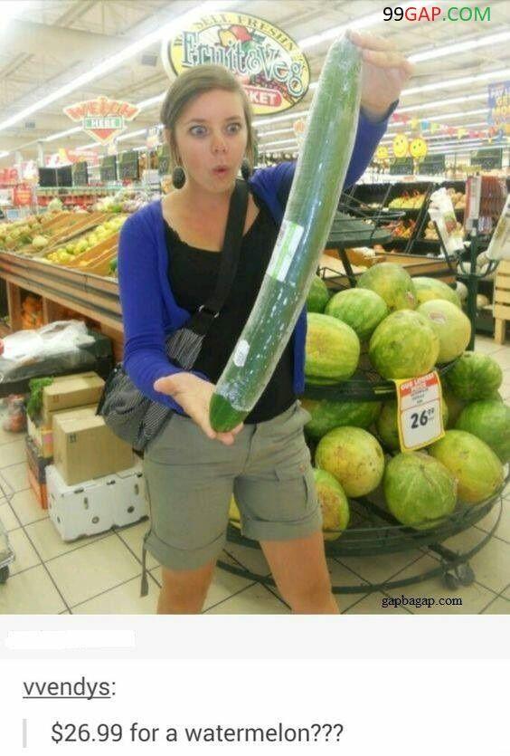Cucumber In My Ass
