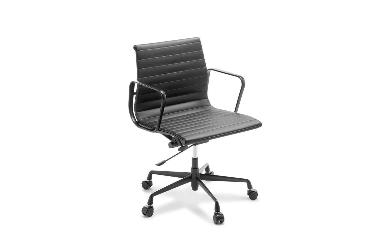 Eames replica classic midback black base highquality