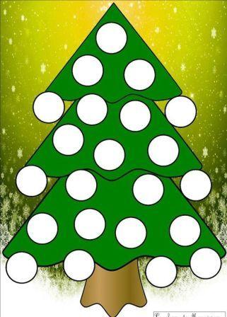 çam Ağacı Yeni Yıl Etkinlikleri Yeni Okul öncesi Etkinlik