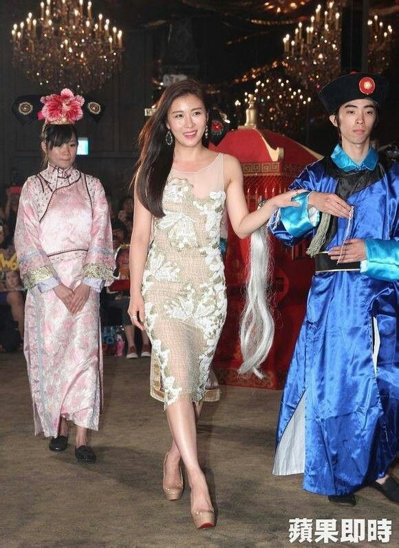 Ha Ji Won Visits Taiwan to Promote the Network Airing of