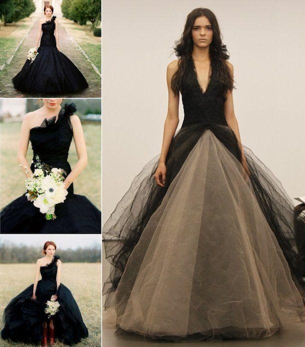 Cuz Bucking The White Wedding Dress Tradition Is Hard The Feminist