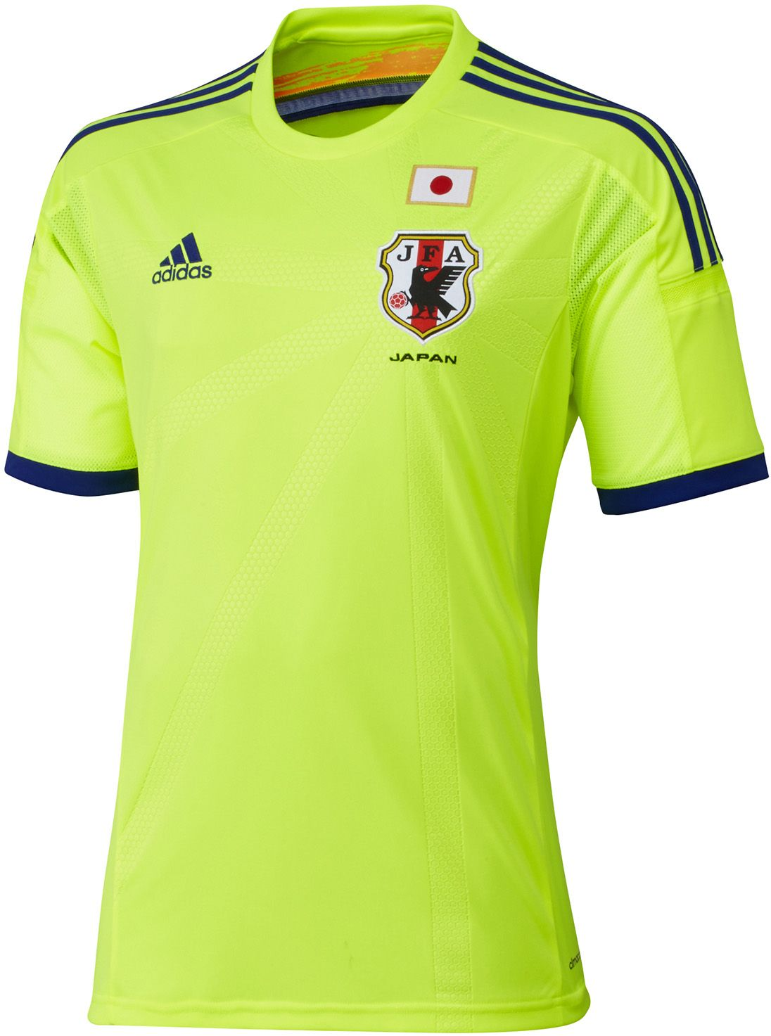 f3db29813b6 Check out Japan s jerseys for the 2014 World Cup (psst